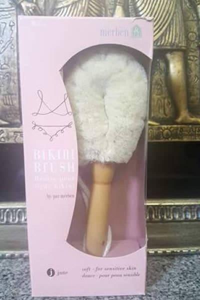 Small Dry Bikini Brush