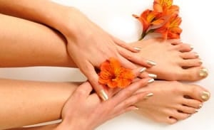 Hand & Foot Care for Women